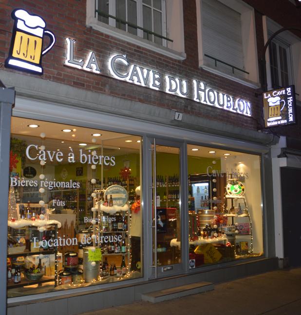 La Cave Du Houblon Amiens Spécialiste en Bières